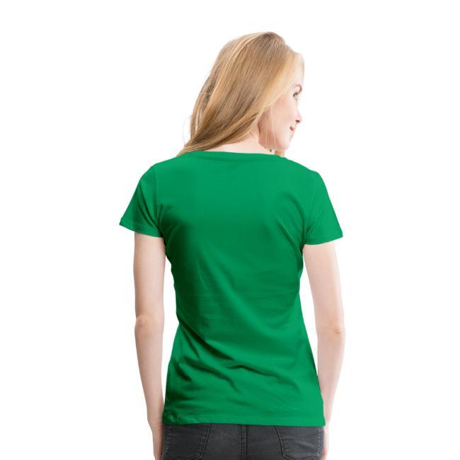 T-shirt Premium Femme - dos