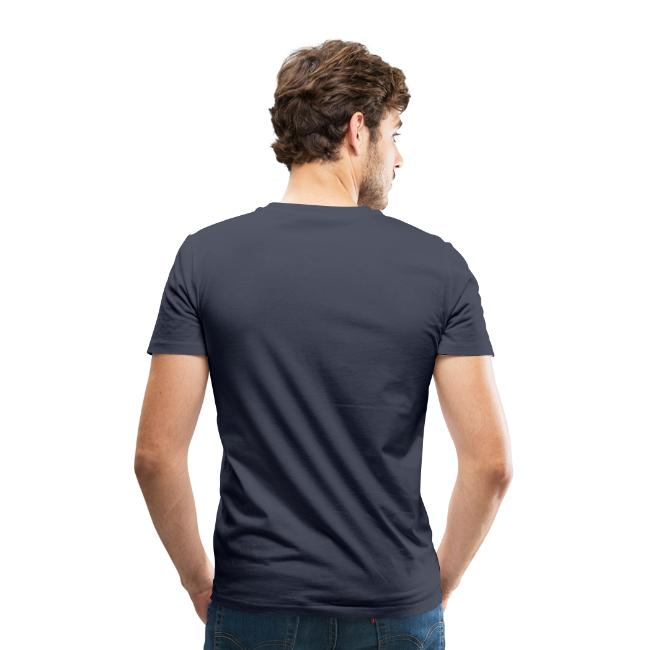 T-shirt bio col V Stanley & Stella Homme dos