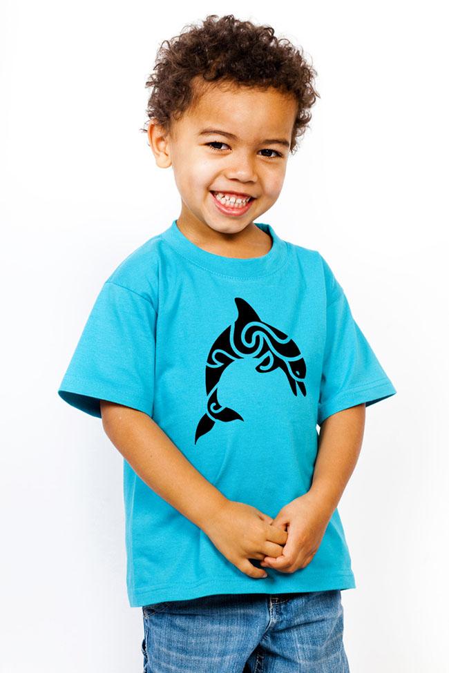 T-shirt pour enfants, 100 % coton