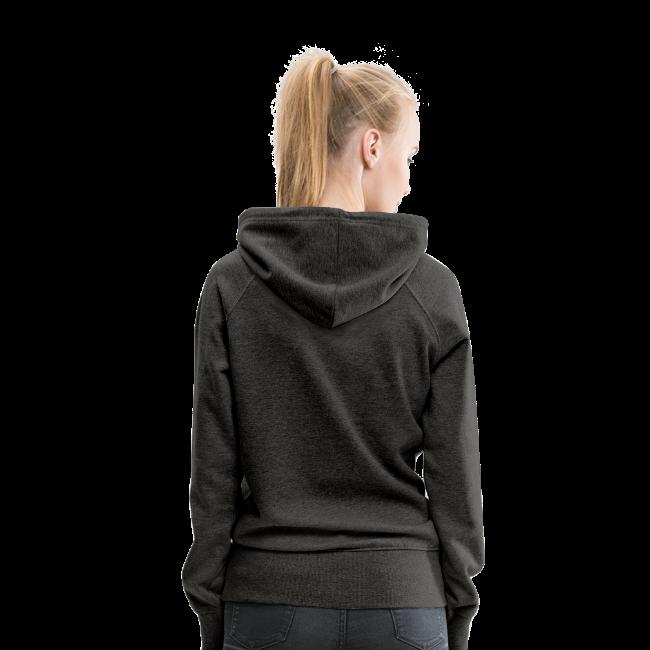 T-shirt chic et choc black friday - Sweat-shirt à capuche pour femmes - vue dos